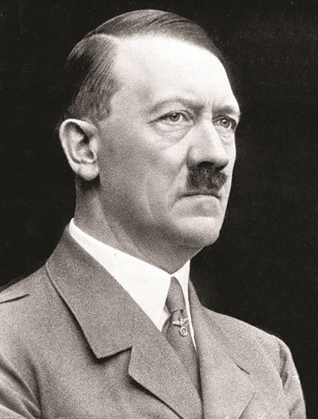 Adolf Hitler, dictator of Germany 1933–1945