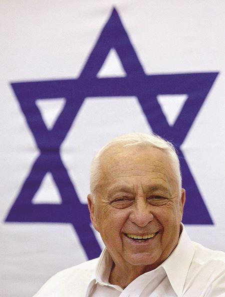 Ariel Sharon - Israeli Prime Minister