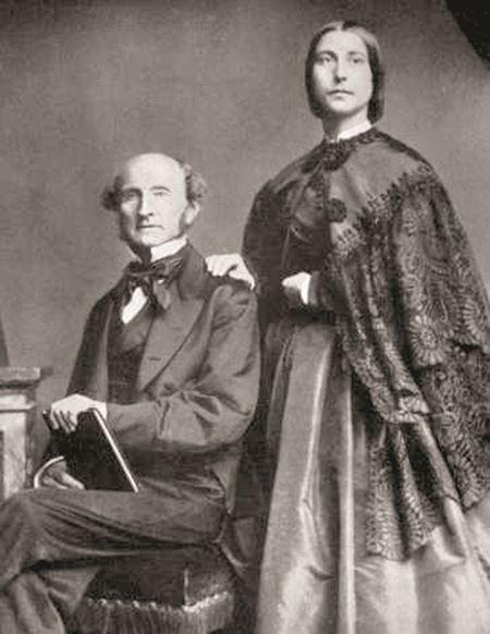 John Stuart Mill and Helen Taylor