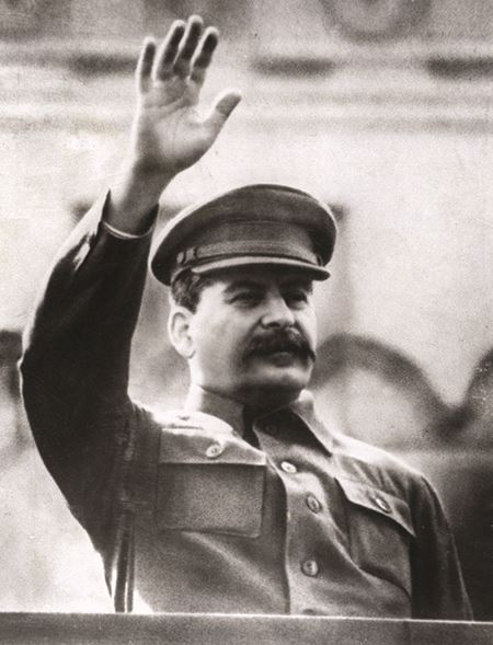 Joseph Stalin, dictator of the Soviet Union
