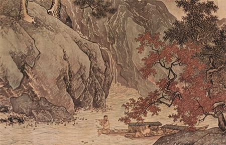 Painting from Ming dynasty