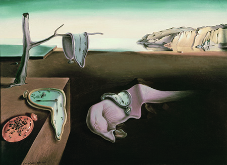 The Persistence of Memory - Salvador Dalí