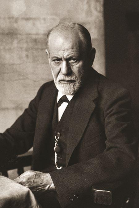 Sigmund Freud - 1925
