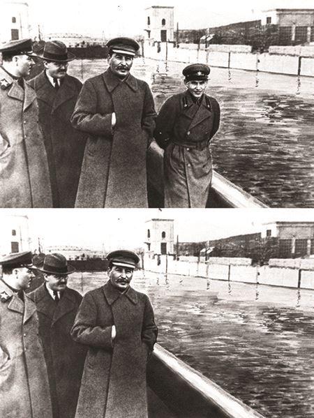 Stalin and Yezhov